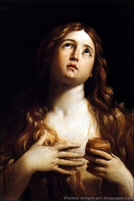Guido Reni, Marie Madeleine, 1616