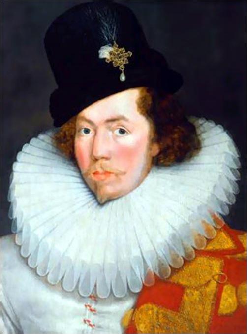 Sir Henry Unton, 1586