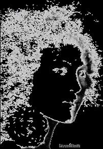 Mouche de beauté : La receleuse chez Arteeshirt.com