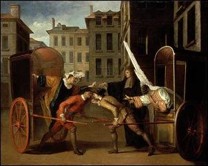 Les_Deux_Carrosses_by_Claude_Gillot_1707