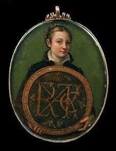 Sofonisba Anguissola, Autoportrait