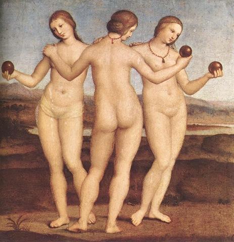 [Raphael, Les trois grâces[2].jpg]