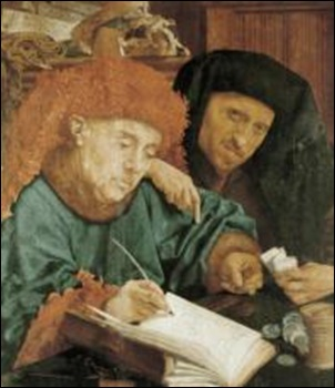 Marinus Van Reymerswaele,Les percepteurs d'impôts