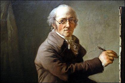 Anton Graff, Autoportrait