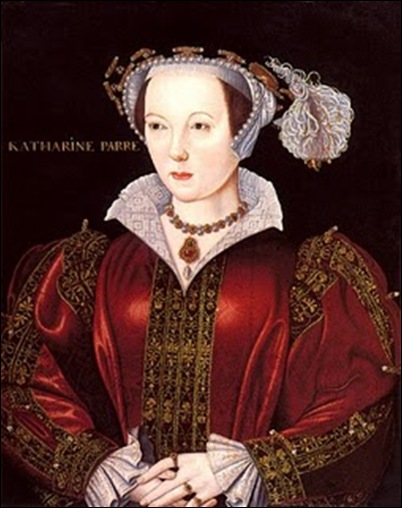 catherine Parr (portrait Holbein)