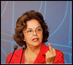 DilmaDandoDedo
