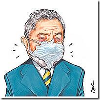 Lula máscara