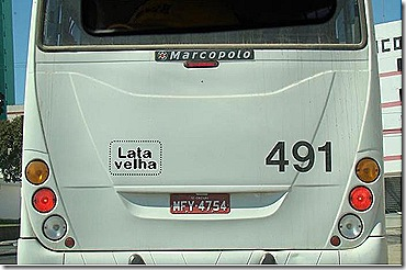 ônibus velho 06
