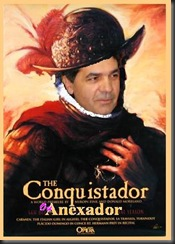 Salvaro-conquistador