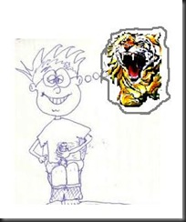 Tigre-punheteiro