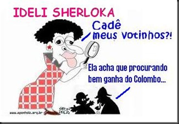 Ideli-sherlock