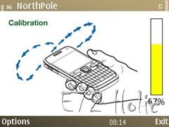03 Menggunakan Kompas Nokia E72