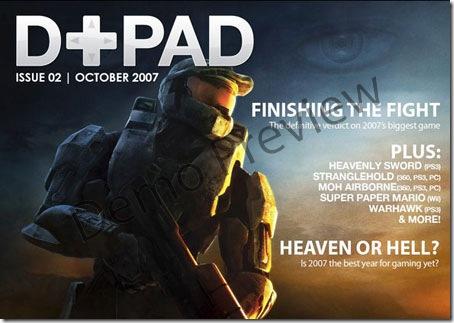 D+PAD 02 - British Game Magazine
