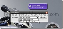 Freeware Untuk Mengenali Lagu - Setting or Pengaturan