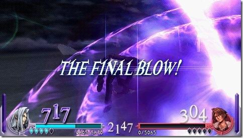 Final Blow!