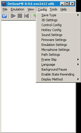 DeSmuME_0.9.6_svn3412_x86_Config