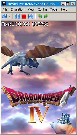 DeSmuME_0.9.6_svn3412_x86_Dragon_Quest_4_160FPS