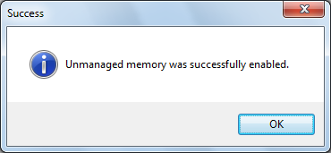 RamDisk_Plus_10_Memory_Unmanaged_successful