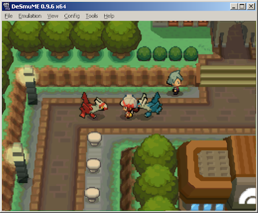 Pokemon heart gold pre patched rom desmume games