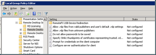 Johnny yao workspace remote desktop service on server 2008 r2 part3 image yelopaper Images