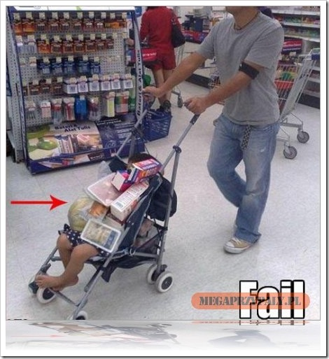 Shopping Fail Picture