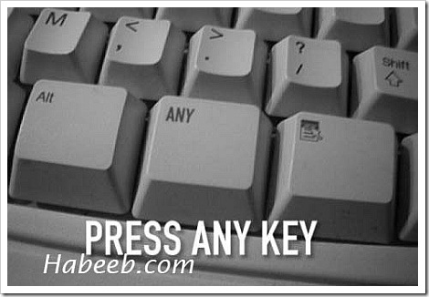 Funny Keyboard Picture | Press Any Key Keyboard.
