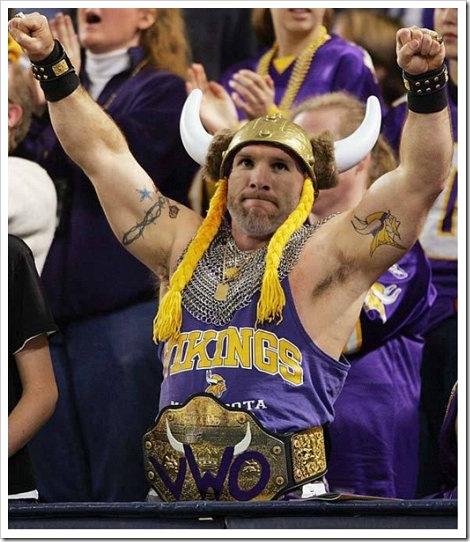 Funny Minnesota Vikings picture | Brett Favre.