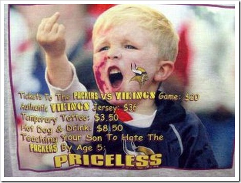 Funny Minnesota Vikings picture | The funny kid