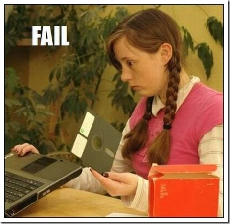 Funny Laptop Fail