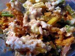 Tuna & Green Bean Casserole