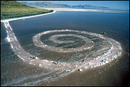 Photo of Spiral Jetty