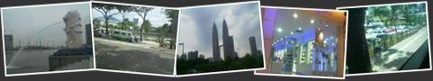 Lihat Melancong ke Malaysia & Singapore