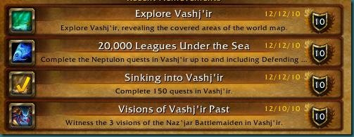 vashir achieves