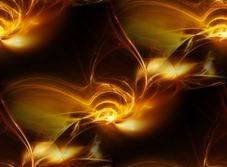 Бесшовные фоны Огненные фигуры