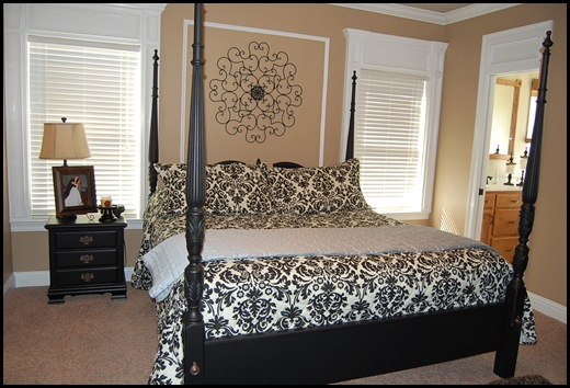 More Black Bed Inspiration Beneath My Heart