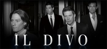 Music monday an evening with il divo - An evening with il divo ...