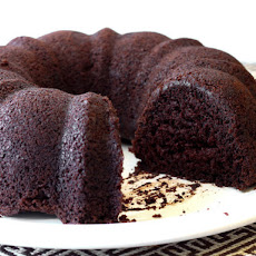 Easy Gluten-Free Chocolate Bundt Cake
