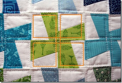Quilting on a Budget: Take Stitch in the Ditch one step further ... : in the ditch quilting - Adamdwight.com