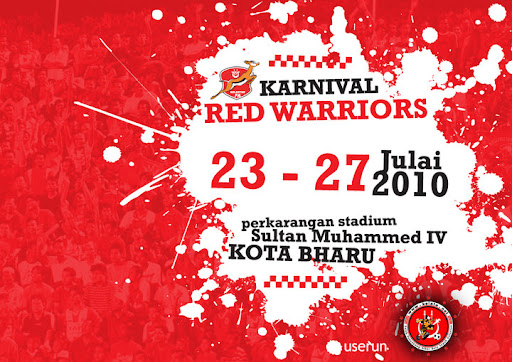 Karnival RED WARRIORS