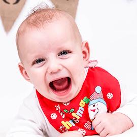 pure joy by Aretha De Jager Botha - Babies & Children Babies ( child, laugh, female, joy, baby,  )