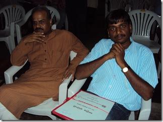 प्रियंकर जी मसिजीवी के साथ