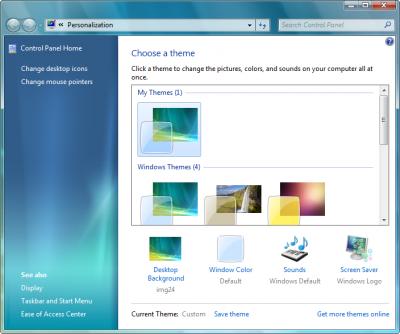 Wallpaper Desktop For Windows 7. desktop personlize windows 7