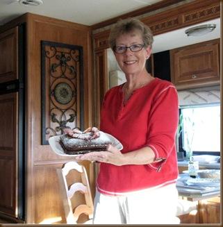 Ellie's cake