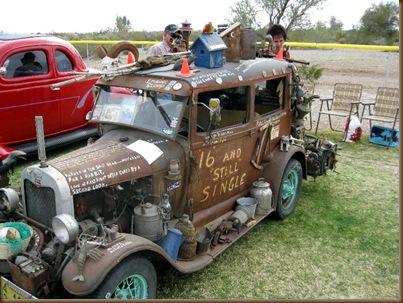 Bouse Odd Car