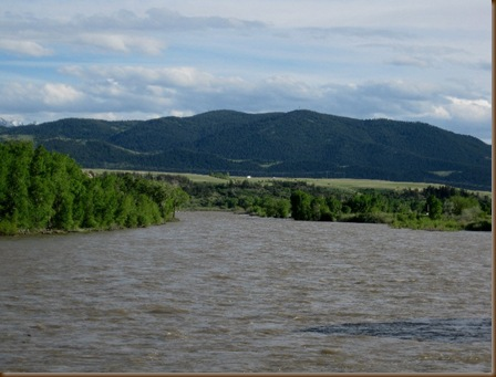 Yellowstone River Flooding