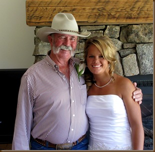 Grandpa and Katie