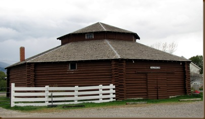 Octagan Barn