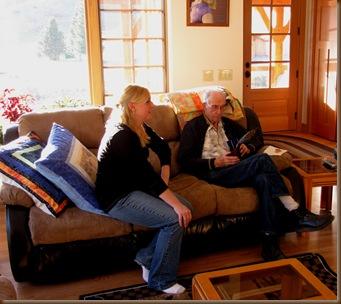 Laci & Granddad