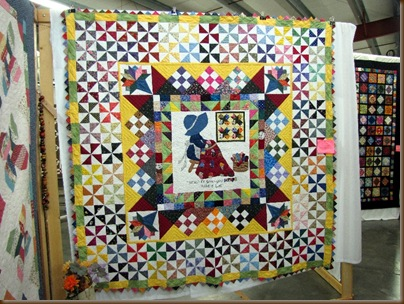 PxP quilting lady