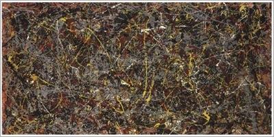 Jackson Pollock No 5 1948